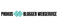 PHOKUS Blogger Webservice